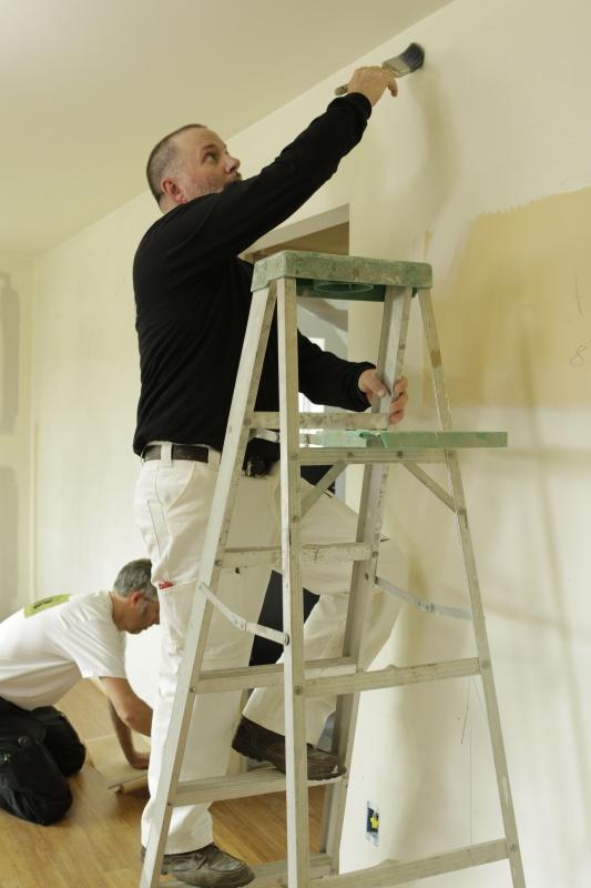 armed work wear painter pants